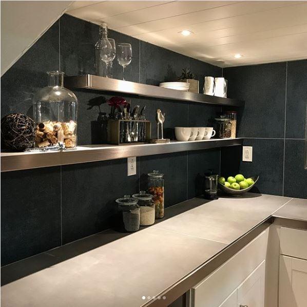 Luxe Cottage Kitchen