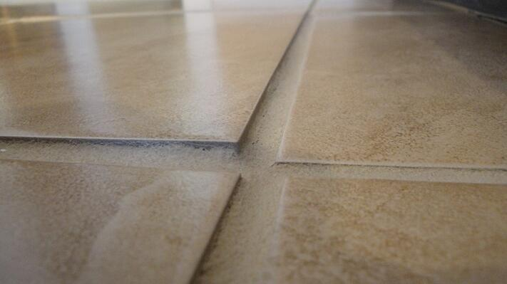 Not to Install Tile on Floors, Walls and in Showers