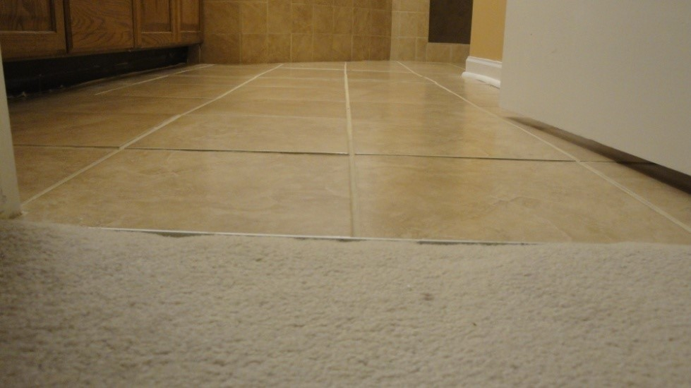 Installation Issue: Excessive Tile Lippage on Floors
