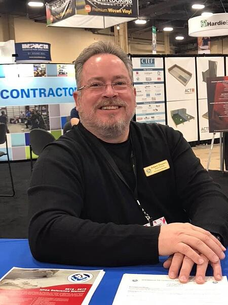 Avalon Flooring's Robert Showers Discusses the Importance of the Certified Tile Installer (CTI) Program