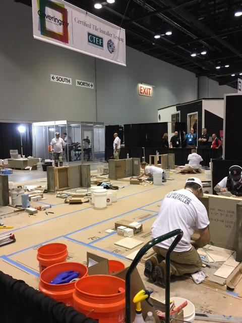 Future Certified Tile Intallers