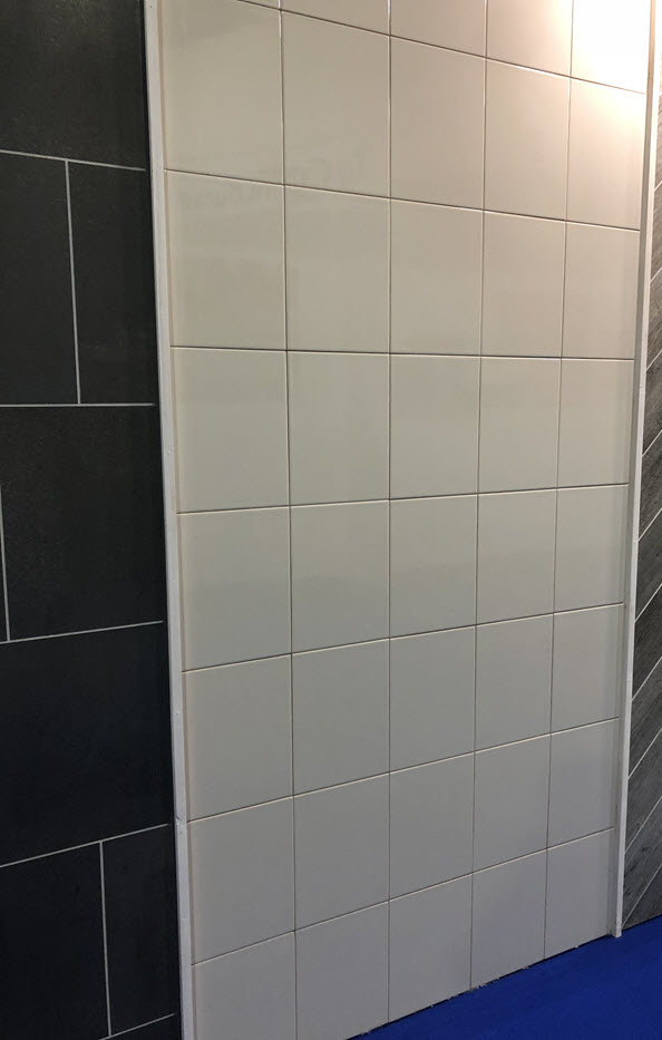 If you were to remove any of these tiles, you would discover a minimum of 80% coverage since these are dry areas.