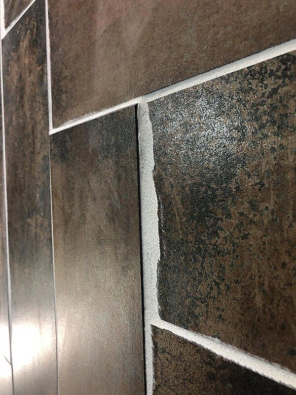 More Misaligned and Unsightly Tile