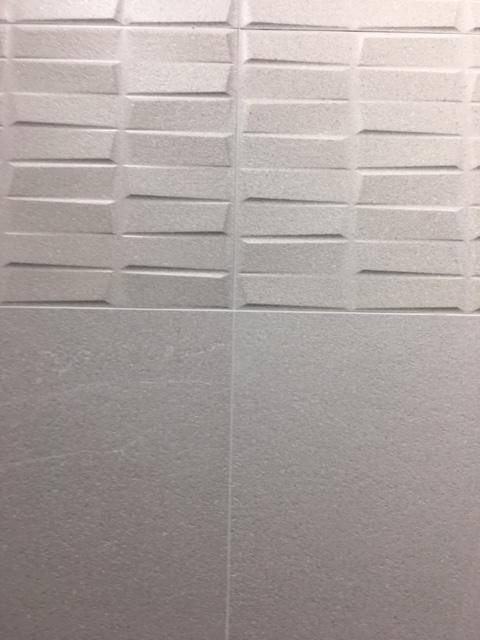 Extreme and Subtle Tile Textures seen at Coverings17
