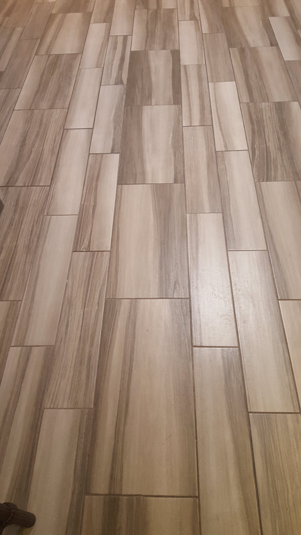 How Does Tile Selection Affect Grout Lines?
