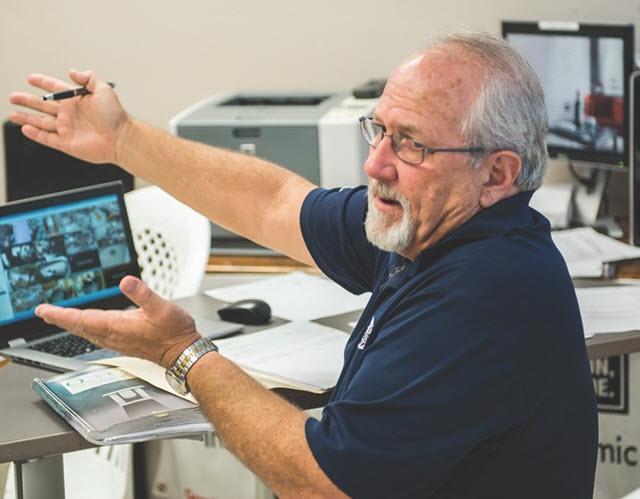 D&B Tile Distributors and Tile Certification: Harold Yarborough Q&A.