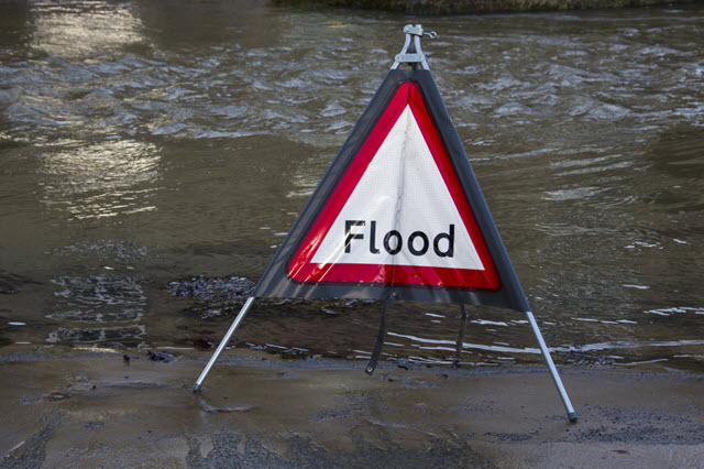 How to Deal with Flooded Tile Installations