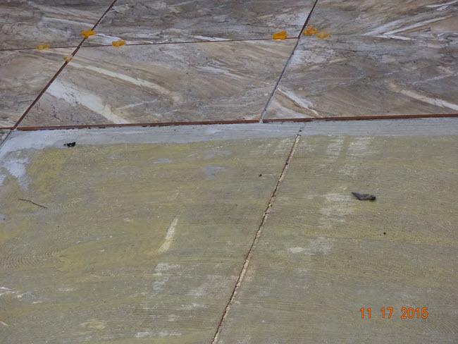 Remove bond breakers or fear the perils of improper floor prep.