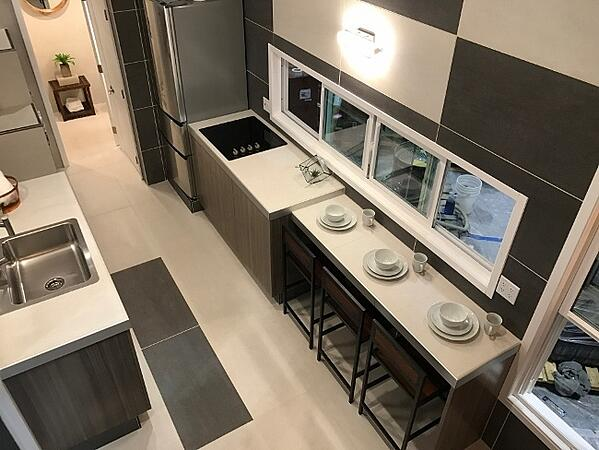 a more sustainable way of designing kitchens so they waste less food.