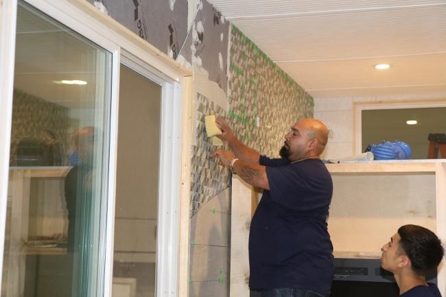 Expert tile installation work from J&R Tile