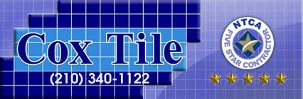 Cox Tile in San Antonio, Texas, Proud Employer of CTIs