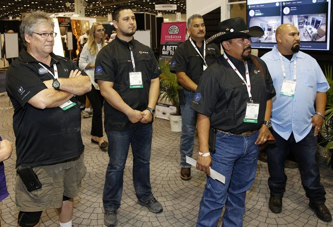 How Cox Tile Guides Success of Coverings Installation Design Showcase