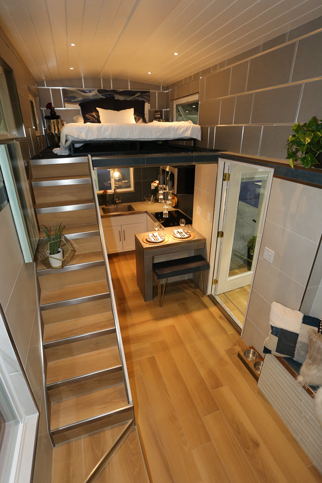 Having our CTIs be part of this project is very critical as they thought about the intention and the functionality of the Tiny Home which affected the decision of how to install things or how not to install.