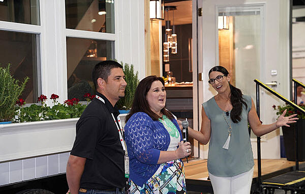 Brittney made the experience enjoyable for all of us at Visalia Ceramic Tile.