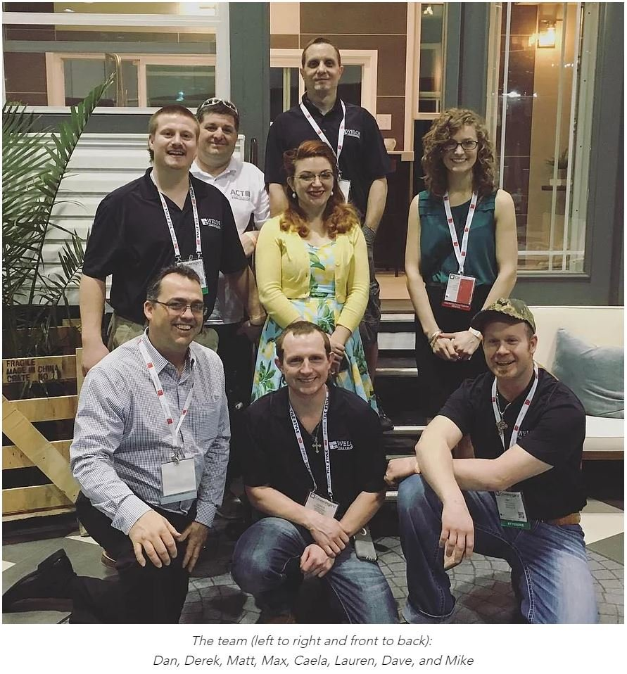 Meet the West Michigan Tiny House Team at Coverings17