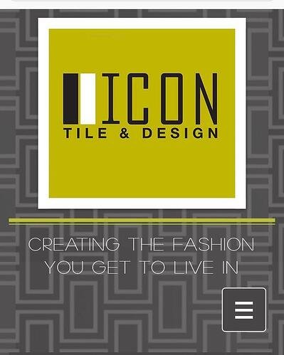 Icon Tile & Design: Style, Clean Installation and Technical Excellence