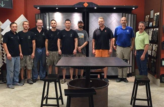 From Tile Love to Certified Tile Installer Testing in Nebraska: Sark Tile