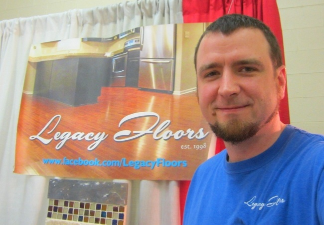 Jeremy Waldorf, Legacy Floors, What HGTV Can Teach You About Quality Tile Installation