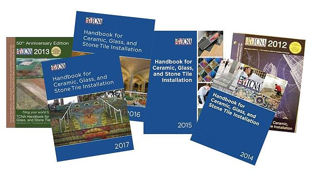 The TCNA Handbook is truly a living, breathing entity that evolves in lock-step with the tile industry.