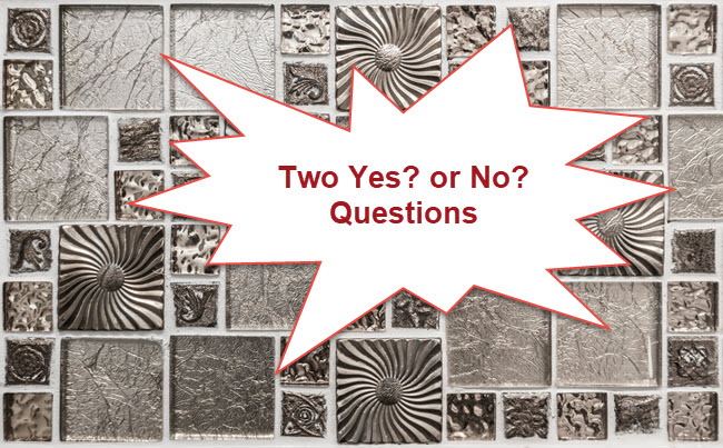 Two Yes or No Questions for Hiring a Tile Setter