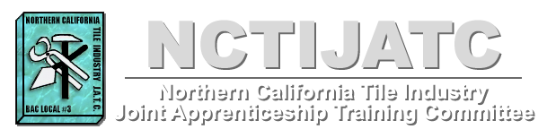Northern California Tile Industry (NCTI) Joint Apprenticeship Training Committee (JATC)