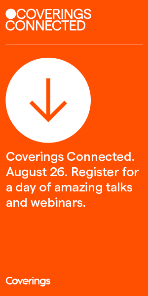 Register for Coverings Connected: A Digital Experience