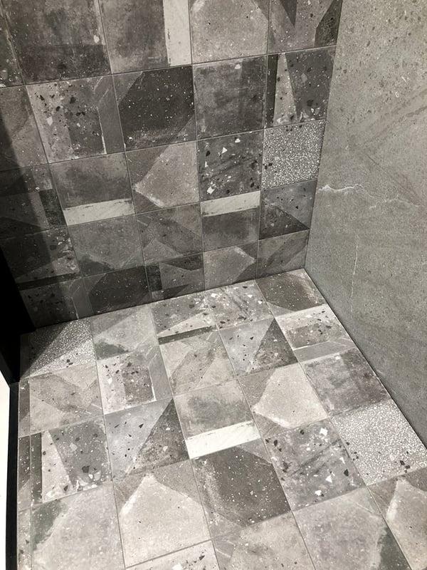 Beautiful tile seen at Coverings