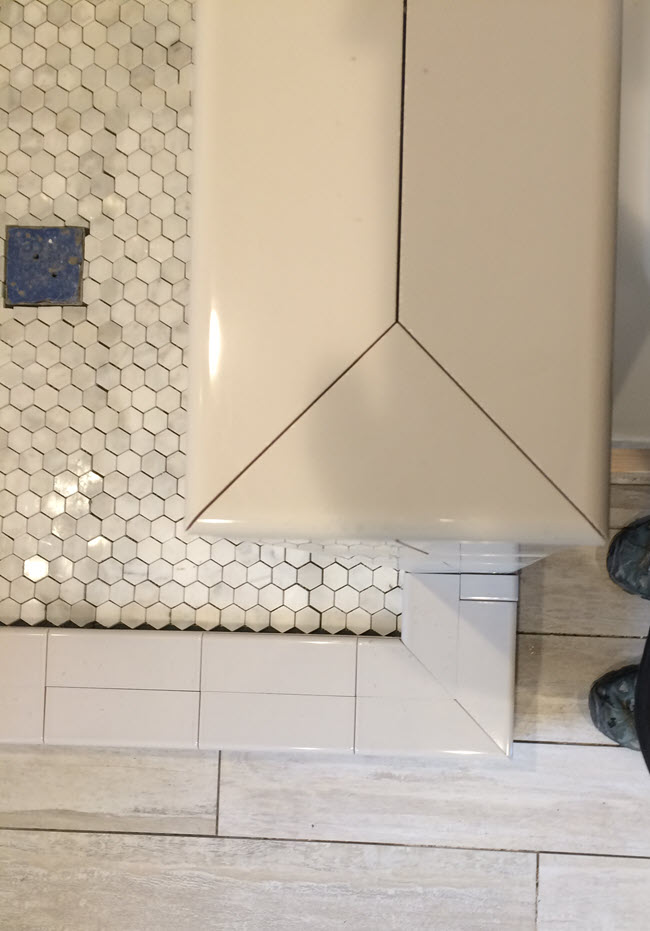 Details matter in tile installation for qualified labor
