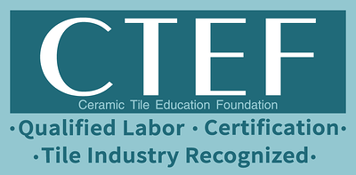 CTEF Logo-detailsPassionate About Sharing Life Lessons and Urging Higher Standards for Tile Installers