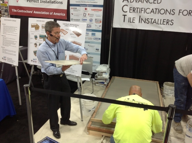 Why Scott Carothers Cares Intensely About Tile Installation Certification and Education
