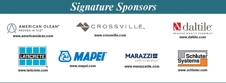 Signature Level Sponsors to CTEF for 2017