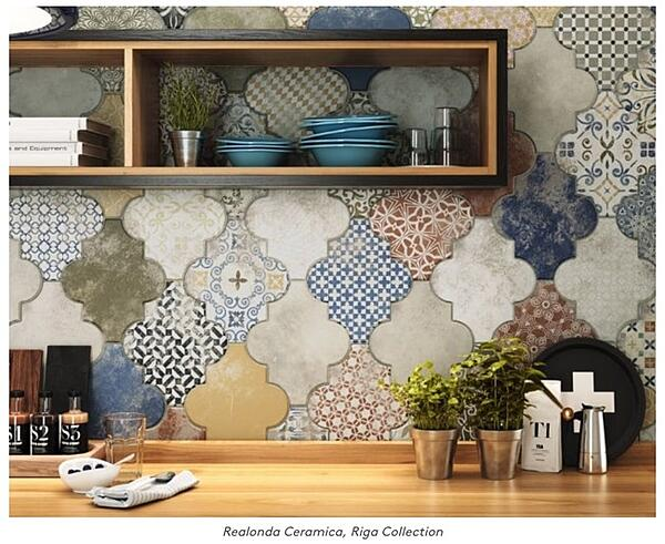 Everything old is new again - from ancient forms and 18th-century patterns to tiles inspired by charming places seemingly fixed in time.