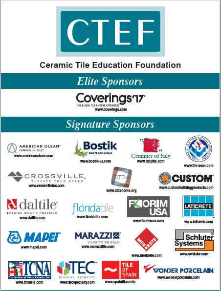 Become a corporate sponsor of CTEF