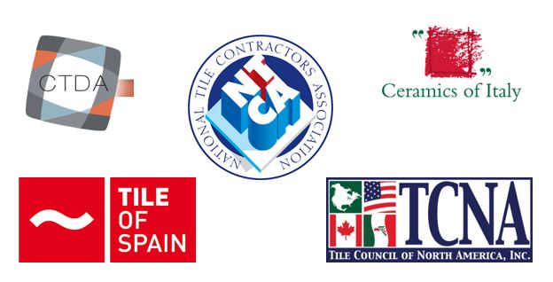 CTEF History: TCNA, NTCA, CTDA, Ceramic Tiles of Italy and Tile of Spain