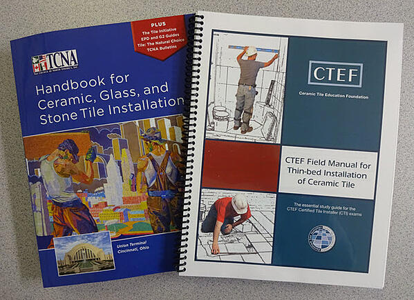 When you register for the CTI Program, you receive study materials