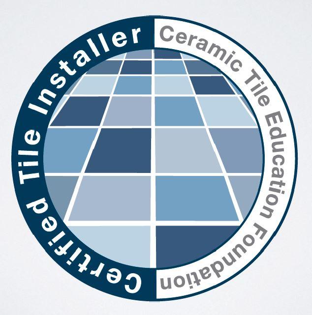 The Certified Tile Installer (CTI) Program