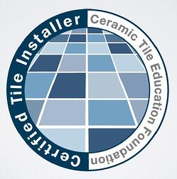 Work with a Certified Tile Installer