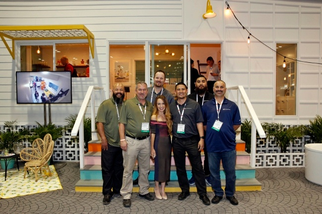 Visalia Ceramic Tile's Sam Bruce Discusses Tiling a Tiny Home