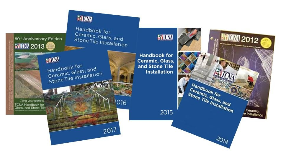 The Tcna Handbook For Ceramic Glass And Stone Tile Installation